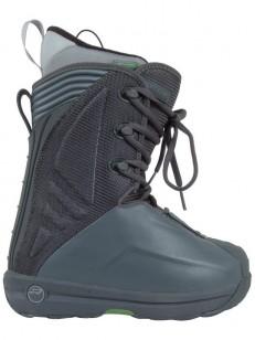 RIDE topánky SIERRA EBN/GRN