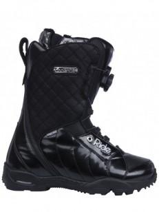 RIDE topánky CADENCE BOA 9401 BLACK
