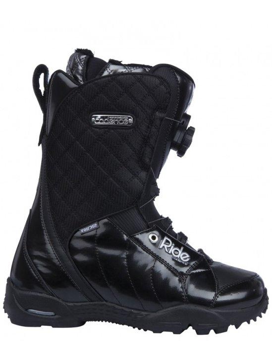 Ride Boty Cadence Boa 9401 Black - 6,5usw černá