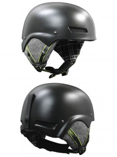 DEMON helma LID 9401 BLACK