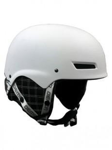 DEMON helma TEAM 9601 WHITE