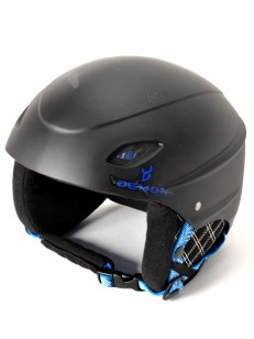 DEMON helma TEAM FREAK 9401 BLACK