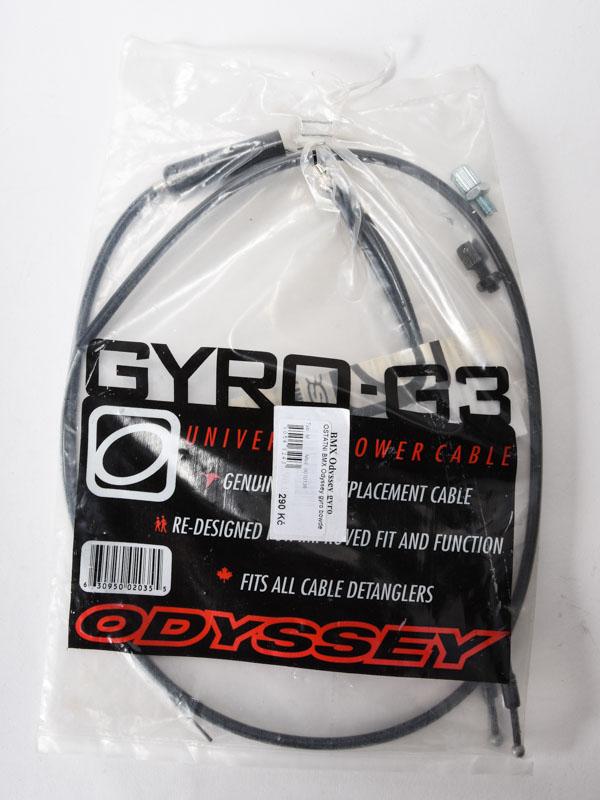 Odyssey Doplněk Gyro Bowden Blk černá