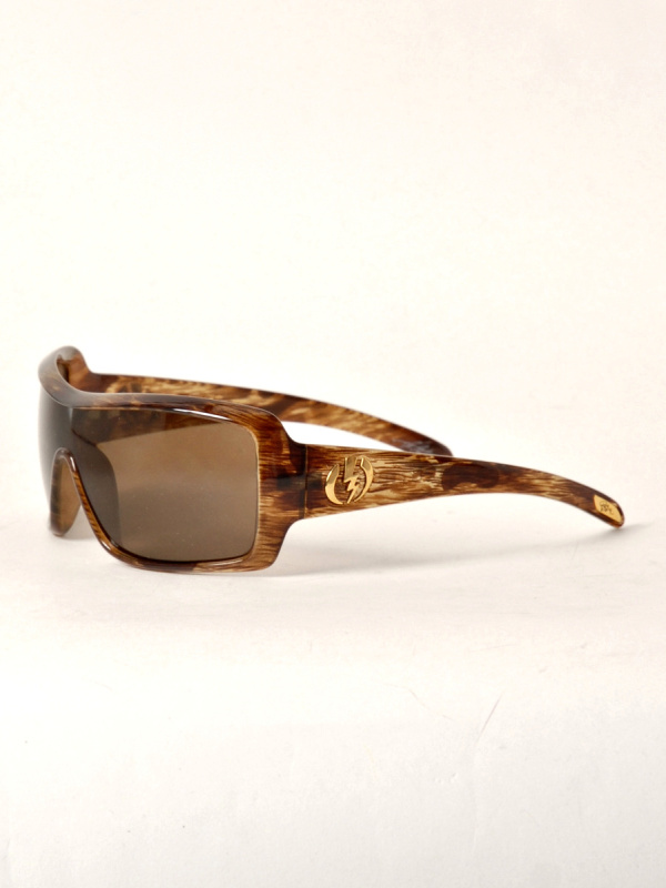 Electric Sluneční Brýle Bsg2 Brw hnědá
