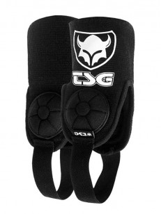 TSG ankle guard  BLK
