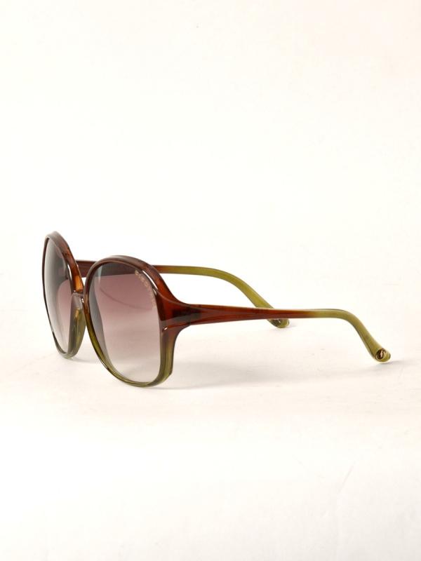 Electric Sluneční Brýle Bibdahl Brown hnědá