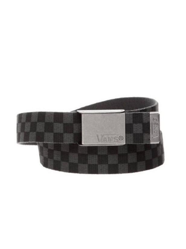 Vans Pásek Deppster Web Black/charcoal černá