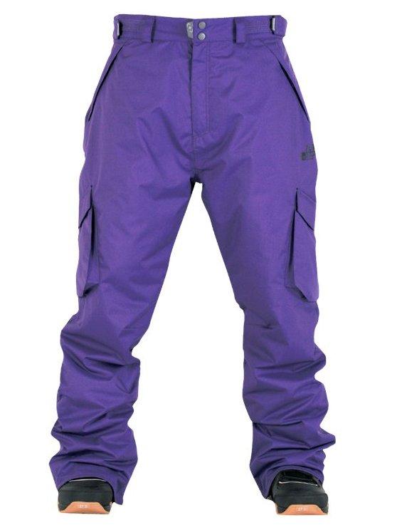 Horsefeathers Snb Kalhoty Dětské Gruis Violet - M fialová