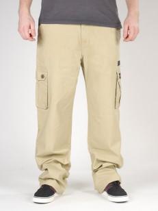 INDEPENDENT kalhoty MAGGOT camo