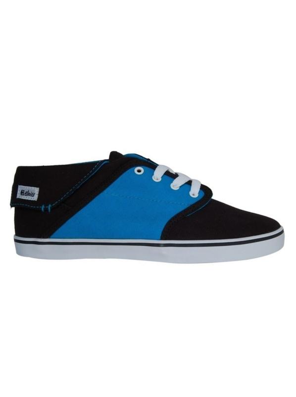 Etnies Boty Caprice Mid 587 Black/blue - 6,5usw černá