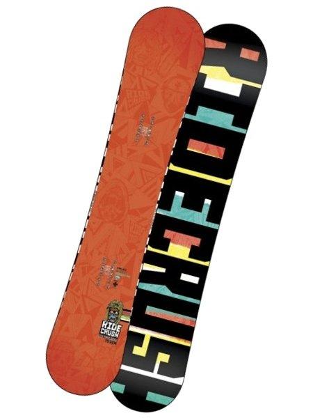 Ride Snowboard Crush 1 155 oranžová