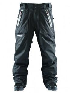 32 kalhoty SURVEYOR 001 BLACK