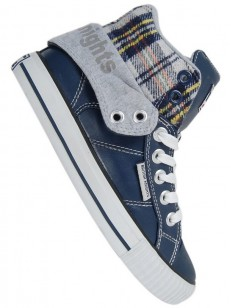 BRITISH KNIGHTS boty ROCO 047 NAVY/GREY