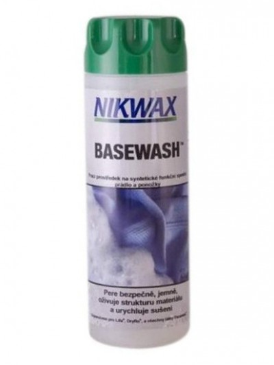 NIKWAX prací prášek BASEWASH