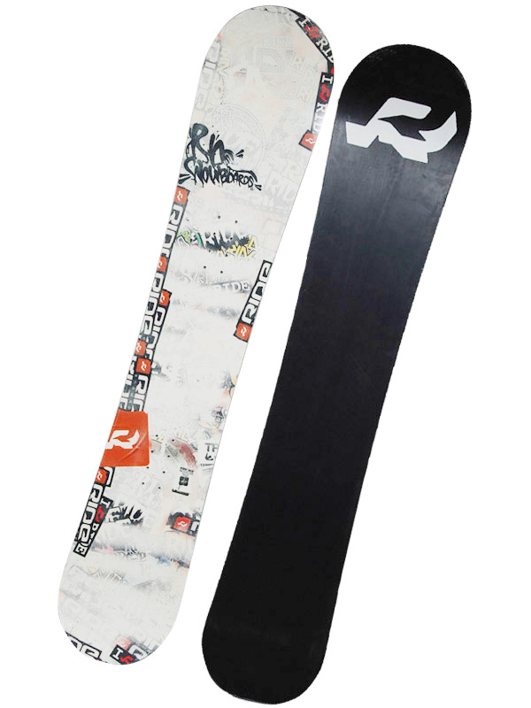 Ride Snowboard Demo Ass 160