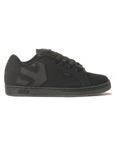 ETNIES boty FADER BLACK DIRTY WASH