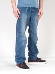 VEHICLE kalhoty GARRET DARK BLUE