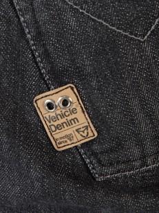 VEHICLE kalhoty DORMANT BLACK