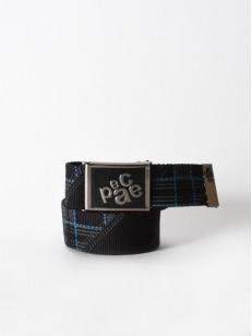 PEACE p�sek SEPARATOR BLACK/GREY/BLUE