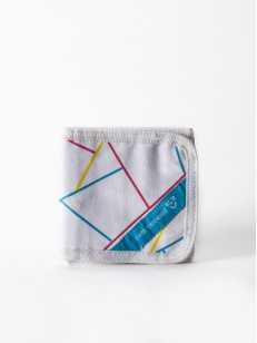 VEHICLE peněženka CMYK WHITE