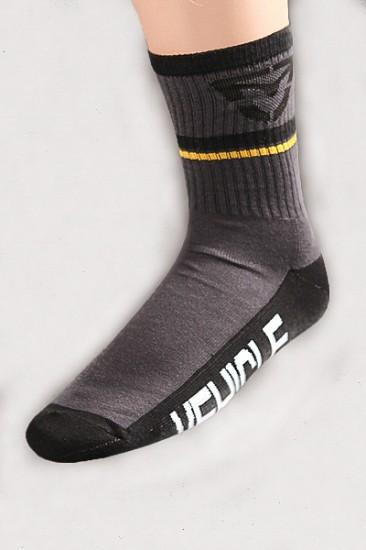 VEHICLE ponožky ICON GREY