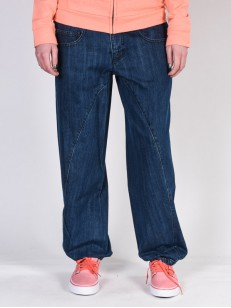 VEHICLE kalhoty VERA BLUE WASH B