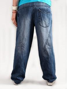 VEHICLE kalhoty VERA BLUE WASH A