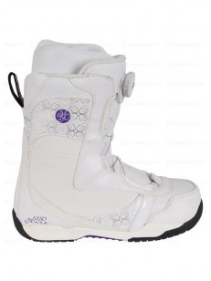 5150 boty SIENNA BOA WHITE