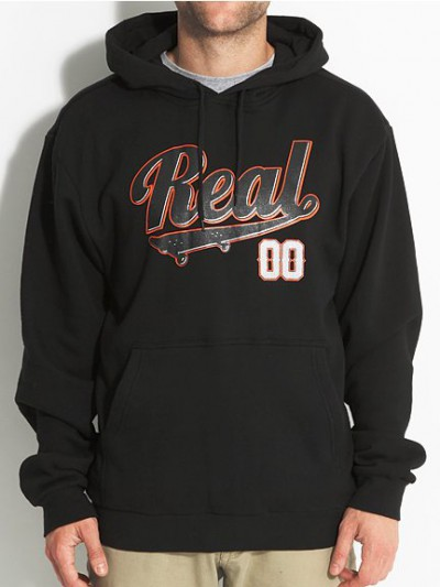 REAL mikina ALL CITY BLK