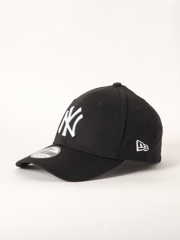 New Era Kšiltovka 3930 Mlb-neyyan Black/white - S/m černá