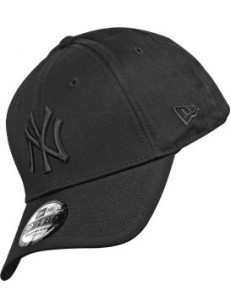 NEW ERA kšiltovka 3930 MLB-NEYYAN BLACK ON BLACK