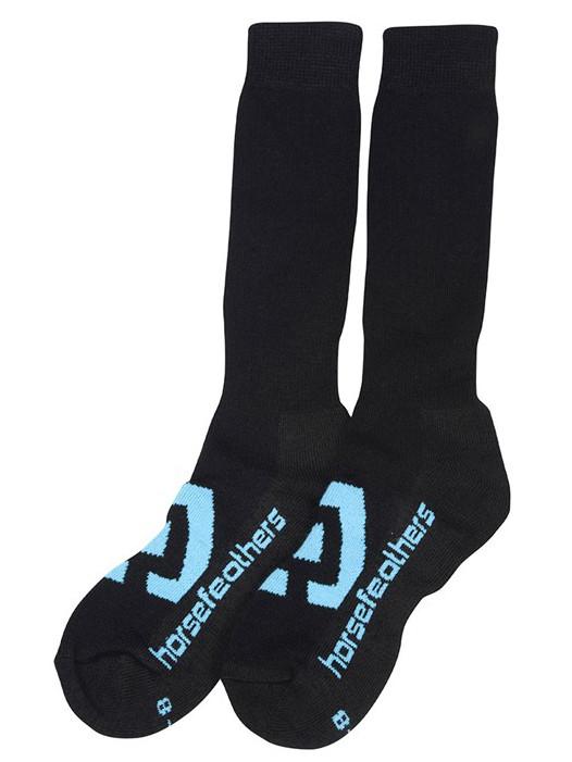 Horsefeathers Ponožky Loby Blue - 5-7 modrá