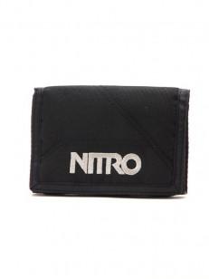 NITRO peňaženka WALLET black