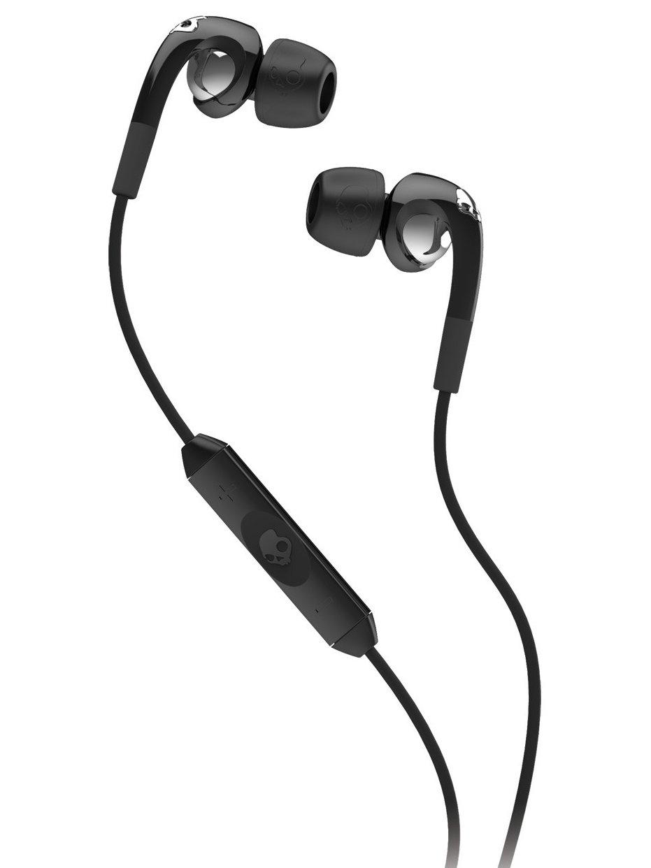 Skullcandy Sluchátka Fix In Ear Black/chrome černá