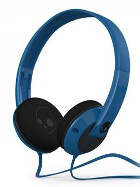 Skullcandy Sluchátka Uprock Blue/black modrá