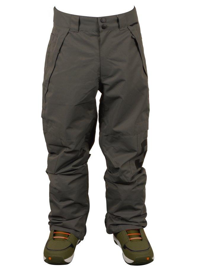 Dc Kalhoty Banshee K 13 Dark Shadow - Xl šedá