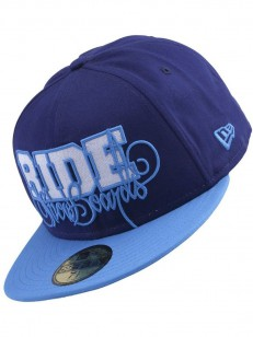RIDE kšiltovka SCRIPT NEW ERA NAVY