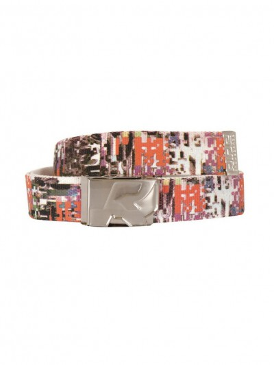 RIDE pásek REVERSIBLE WEBBING 9601 WHITE