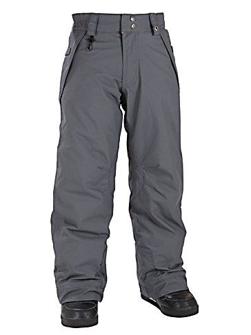 686 Kalhoty Mannual Ringe Insula Grey - L šedá