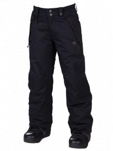 686 kalhoty MANNUAL BRANDY INSUL Black