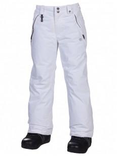 686 kalhoty MANNUAL BRANDY INSUL White