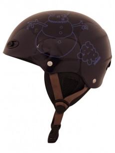 PRO TEC dětská helma ACE SNOWMAN VIO