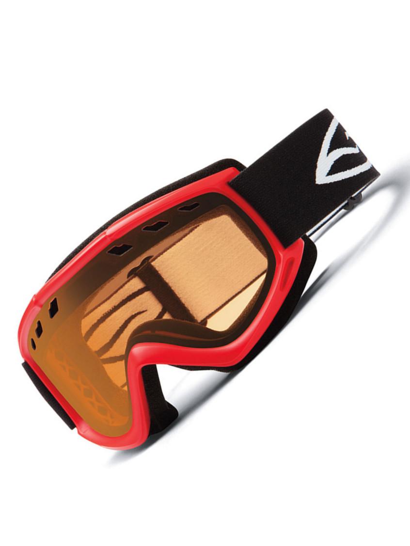Smith Brýle Cascade Air Fire Gold Lite červená