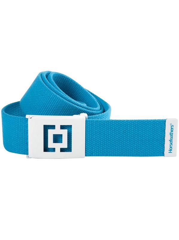 Horsefeathers Pásek Core Blue modrá