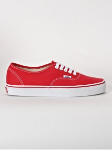 VANS boty AUTHENTIC RED