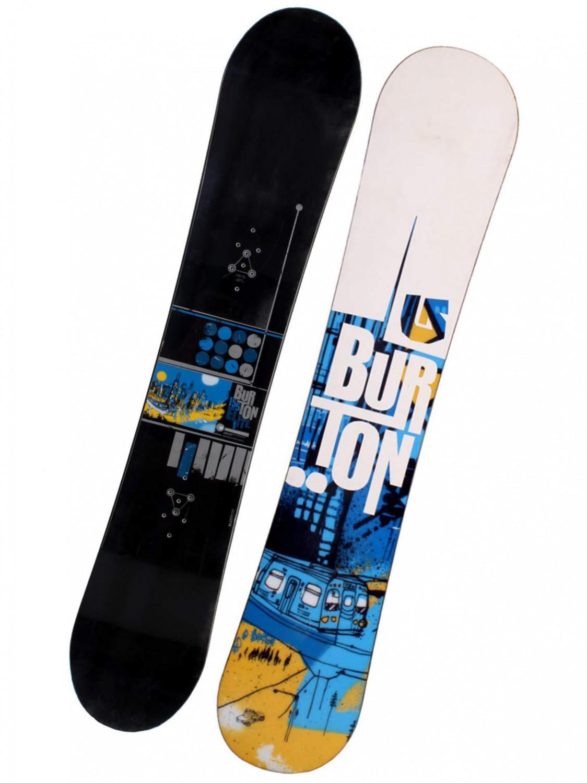 Burton Snowboard Elite Blu/blk 155