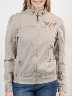 BILLABONG bunda GRAPHIC GRY
