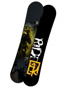 RIDE snowboard 05 PROPHET BLK/BRW