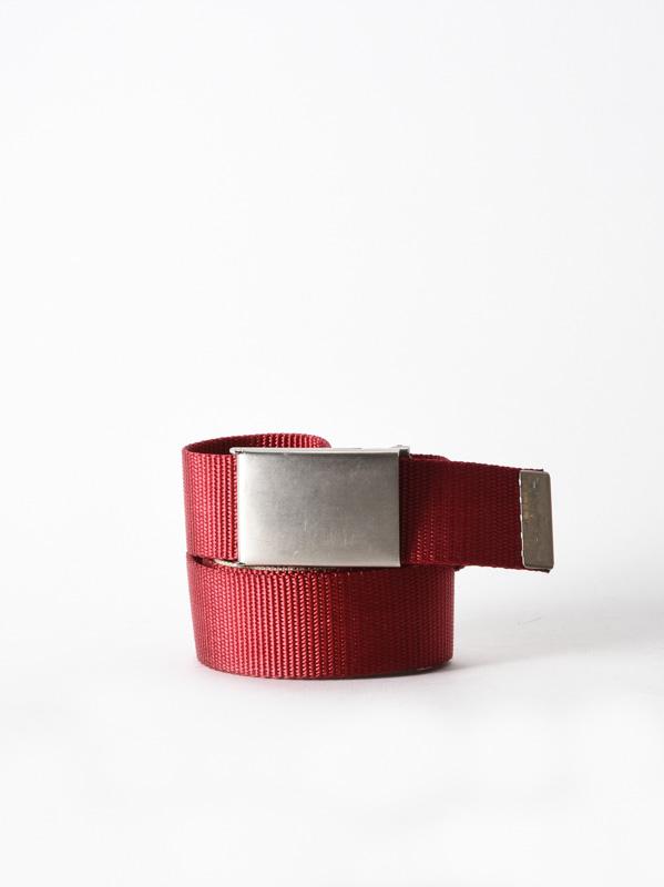 Dakine Pásek Jetsetter Girls Belt Gar červená
