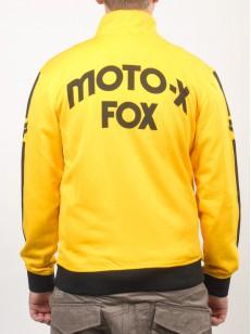 FOX mikina MOTO-X TRACK GOLD